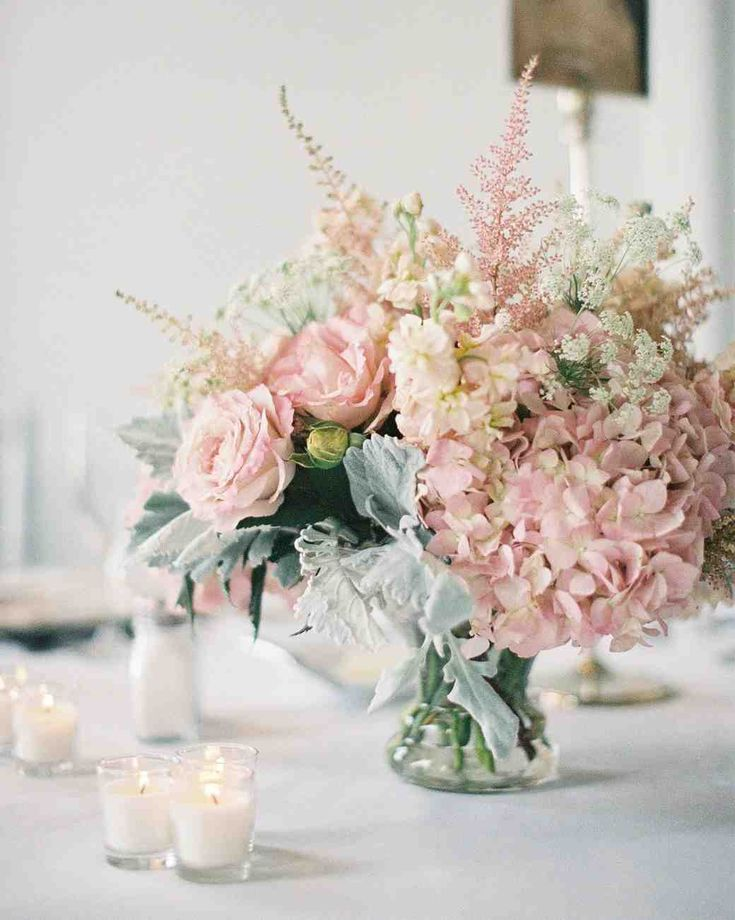 18 DIY Wedding Centerpieces on a Budget