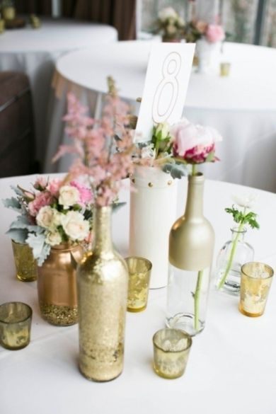 Diy wedding centerpieces on a budget