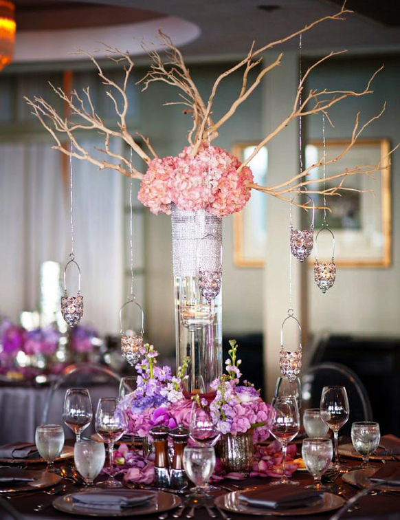 18 diy wedding centerpieces on a budget 18 diy wedding centerpieces on a budget junglespirit Image collections