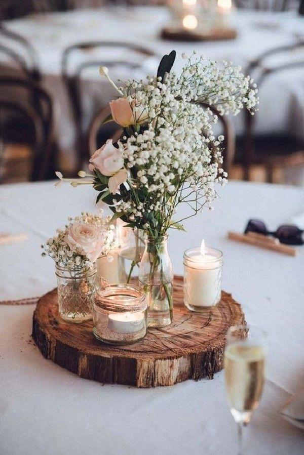 18 DIY Wedding Centerpieces on a Budget
