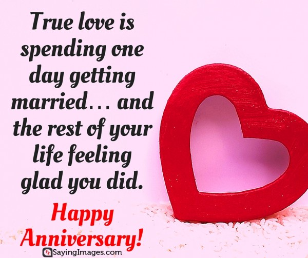 Heart-melting Wedding Anniversary Quotes Ideas_23