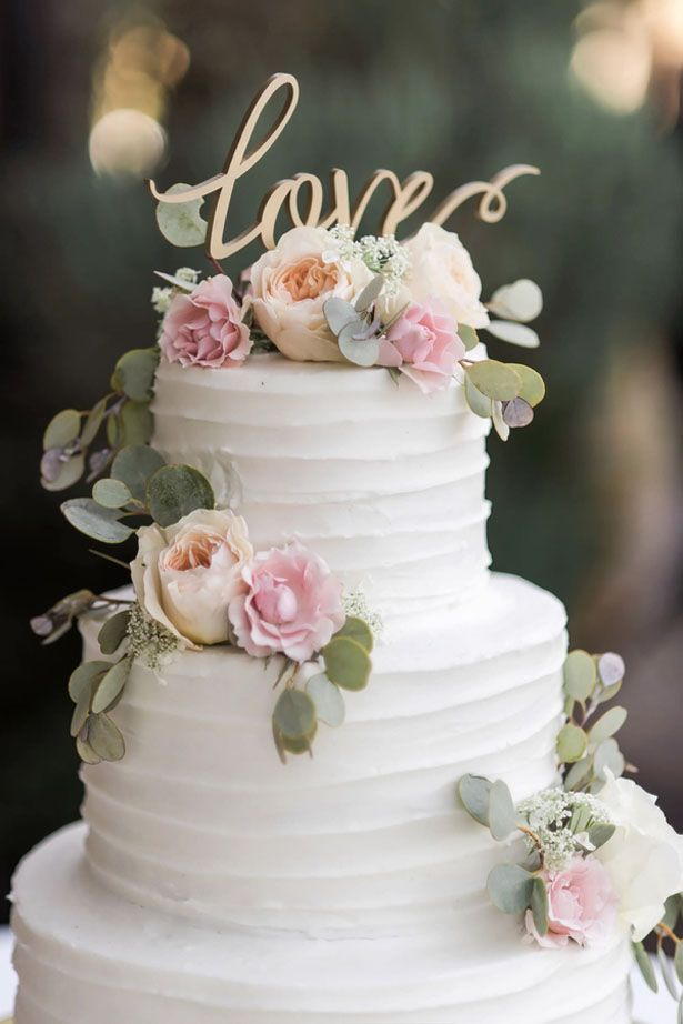 20 most romantic floral wedding cakes you can imagine junglespirit Gallery