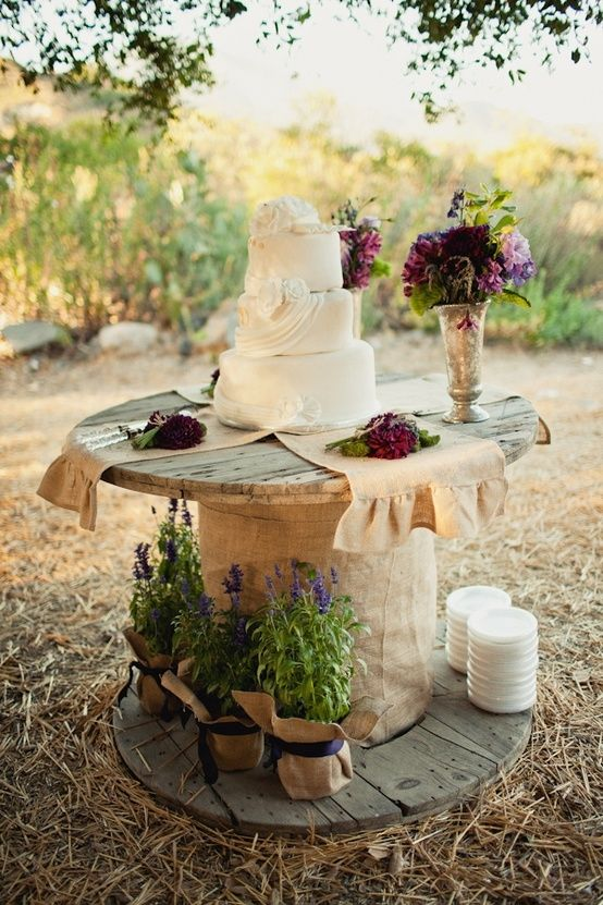 20 Stylish and Unique Rustic Wedding Ideas