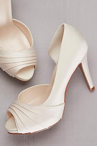 واحد التبعية لول Ivory Bridal Shoes Cabuildingbridges Org