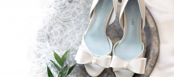 Breath-taking Ivory Wedding Shoes for Your Dress_5