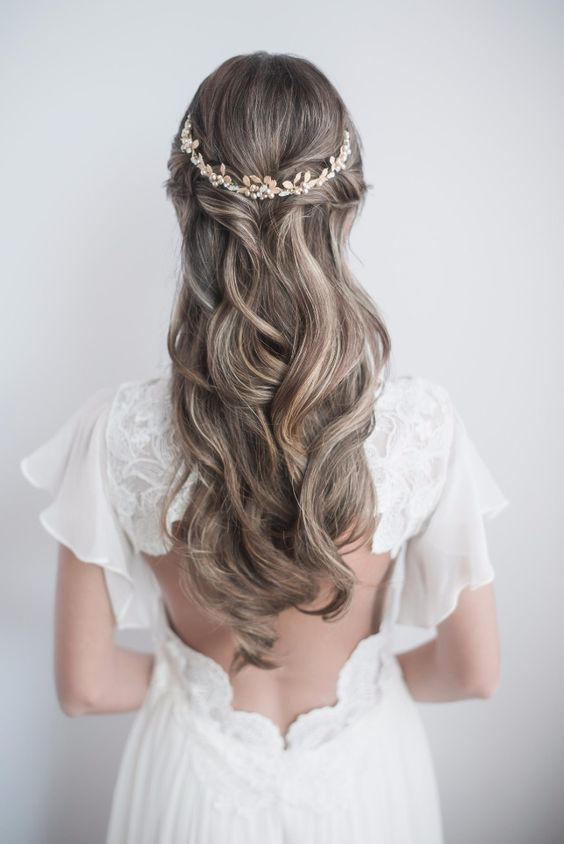 Laura Jayne Wedding Hair accessories