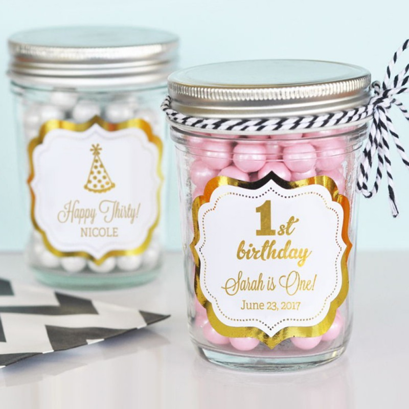 Affordable Wedding Favor Ideas: 19 Affordable Mason Jar Wedding Favors Your Guests Will Love
