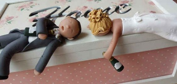 Funny Wedding Cake Toppers to Make Your Guests Laugh_8