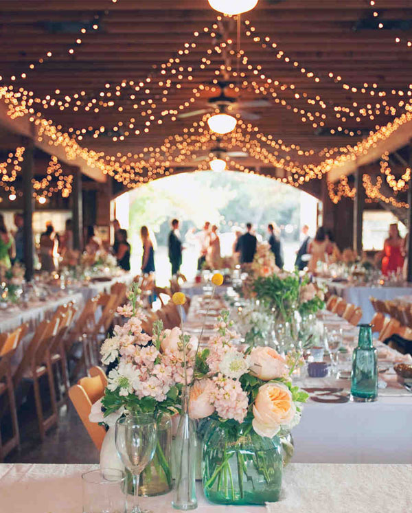 string lights for wedding decorations light up your wedding with these 18 string lights ideas 7784