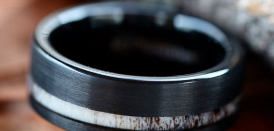 Unique and Affordable Men's Tungsten Wedding Bands_4
