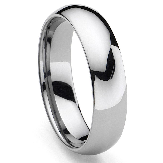 CLASSICAL Tungsten Carbide men's band