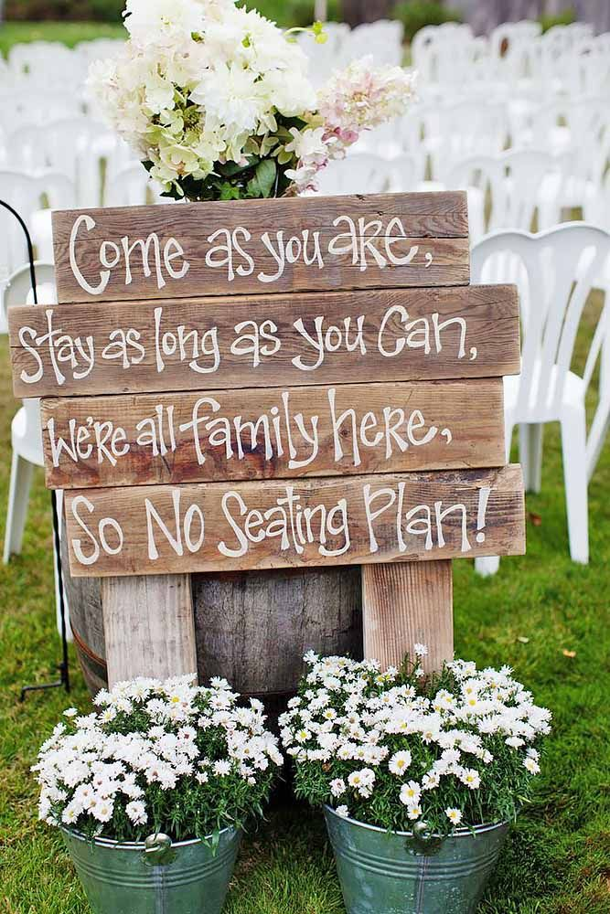 16 rustic country wedding ideas to shine in 2018 junglespirit Image collections