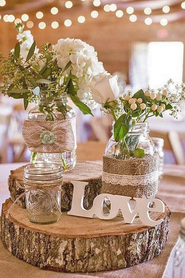 16 Rustic Country Wedding Ideas To Shine In 2020