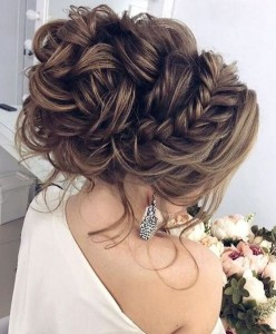 Chic and Stylish Wedding Hairstyles for Short Hair_11