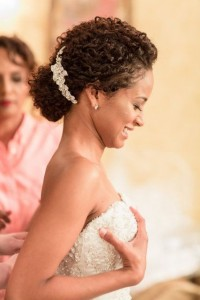 Chic and Stylish Wedding Hairstyles for Short Hair_12