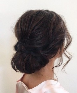 Chic and Stylish Wedding Hairstyles for Short Hair_15
