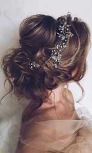 Chic and Stylish Wedding Hairstyles for Short Hair_16