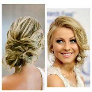 Chic and Stylish Wedding Hairstyles for Short Hair_20