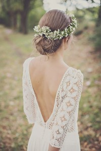 Chic and Stylish Wedding Hairstyles for Short Hair_22