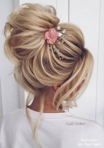 Chic and Stylish Wedding Hairstyles for Short Hair_28