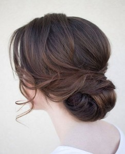 Chic and Stylish Wedding Hairstyles for Short Hair_32