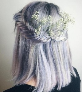 Chic and Stylish Wedding Hairstyles for Short Hair_42