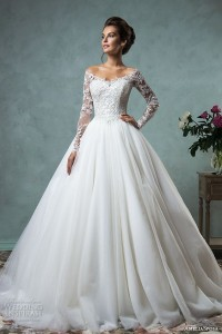 Flattering Wedding Dresses That Complete Your Bridal Look -ball gown wedding dresses 3