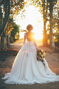 Flattering Wedding Dresses That Complete Your Bridal Look -ball gown wedding dresses 6