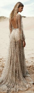How to Choose Amazing Beach Wedding Dresses11