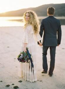 How to Choose Amazing Beach Wedding Dresses12