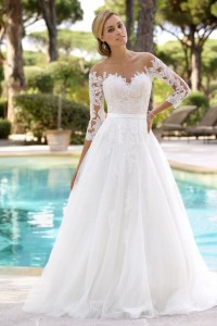 How to Choose Amazing Beach Wedding Dresses19