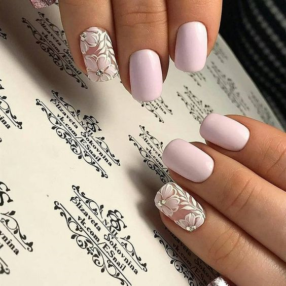 21 Perfect Wedding Nail Ideas To Shine