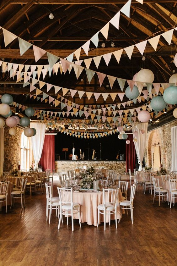 30 Chic Wedding Reception Ideas To Have A Great Wedding