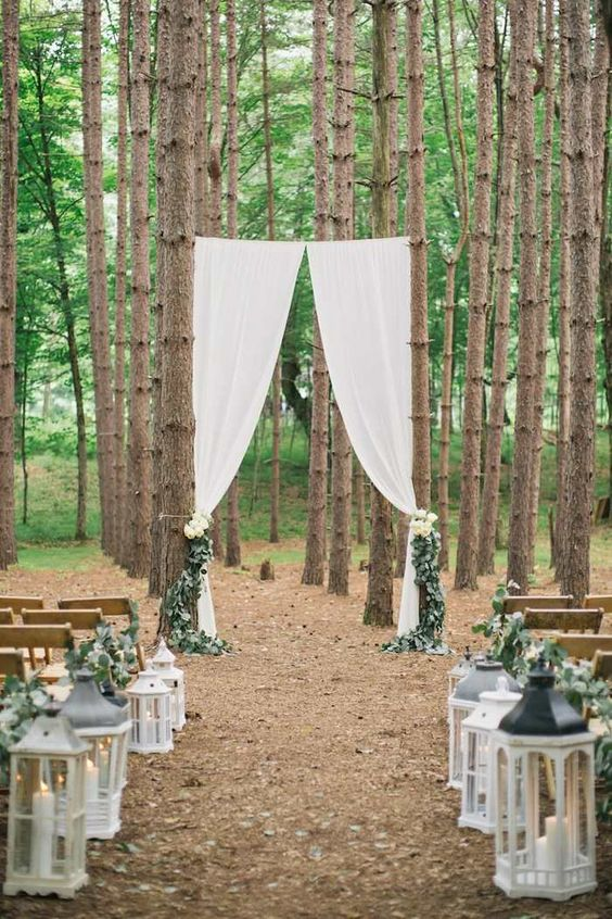 Chic Wedding Reception Ideas to Have a Great Wedding (18)