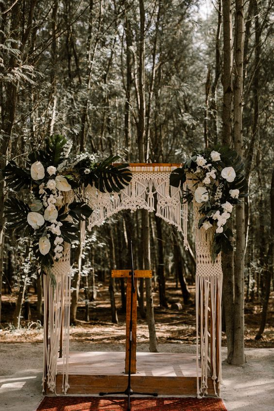 Chic Wedding Reception Ideas to Have a Great Wedding (23)