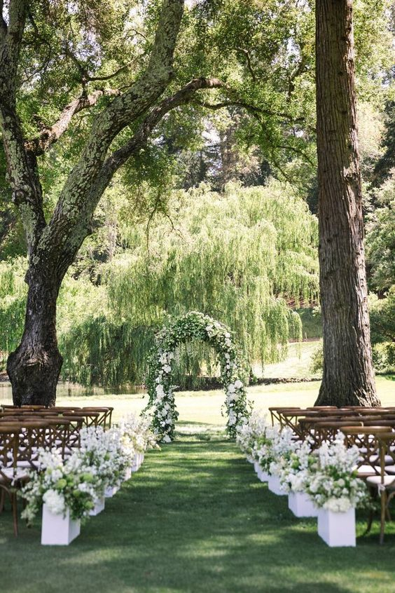 Chic Wedding Reception Ideas to Have a Great Wedding (31)