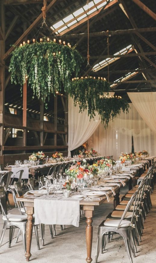 Chic Wedding Reception Ideas to Have a Great Wedding (5)