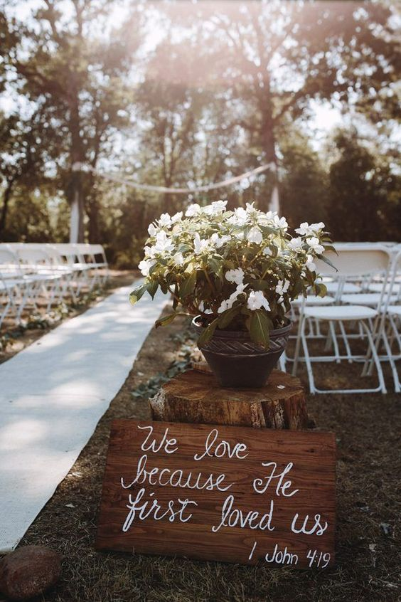 Chic Wedding Reception Ideas to Have a Great Wedding (6)