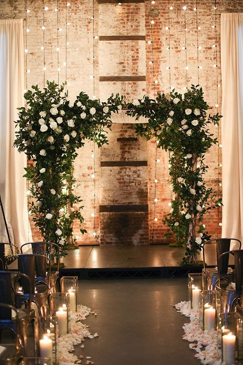 Chic Wedding Reception Ideas to Have a Great Wedding (7)