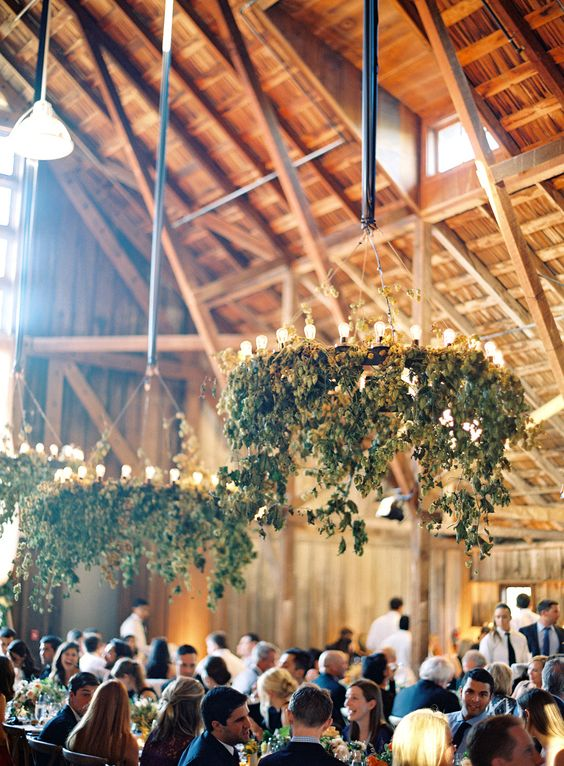 Chic Wedding Reception Ideas to Have a Great Wedding (8)