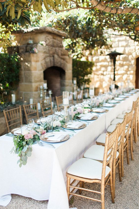 Chic Wedding Reception Ideas to Have a Great Wedding (9)