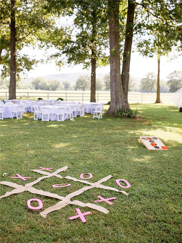 Barbecue Ideas for a Fun Wedding Reception