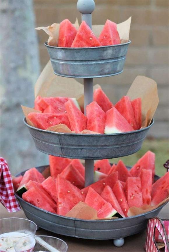 Backyard BBQ Summer Party Ideas