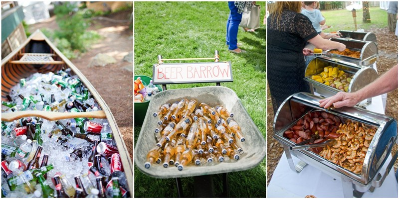 Charming Backyard BBQ Wedding Ideas For Low-Key Couples