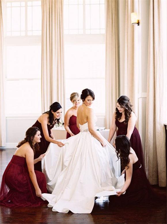 Classically Elegant Ballroom Wedding