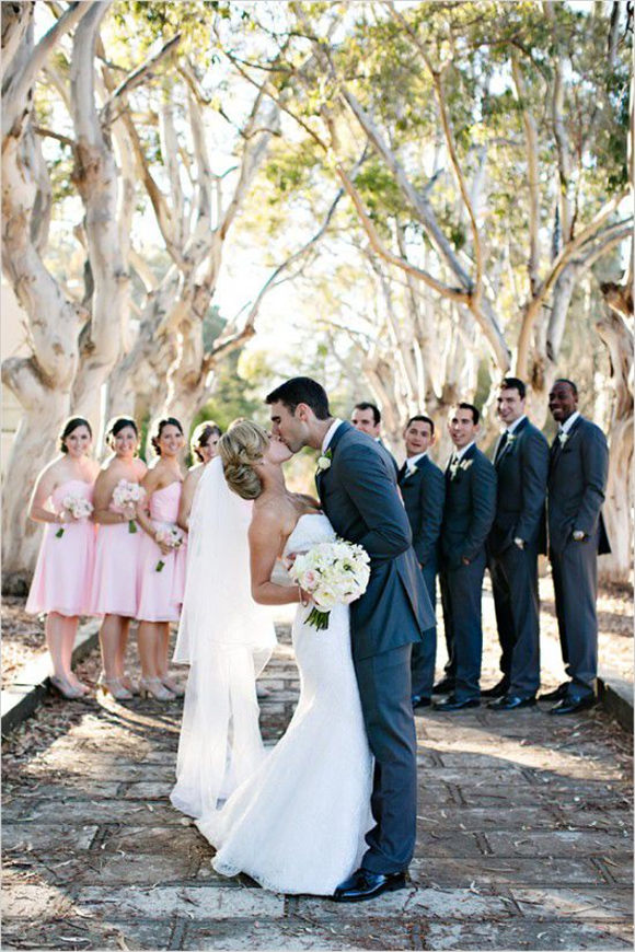 Beautiful Wedding Day Photo by Adriana Klas Photography