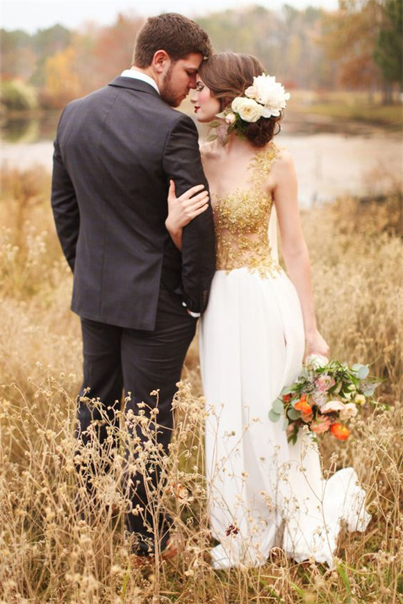 Louisiana Rustic Chic Wedding Photo Inspiration