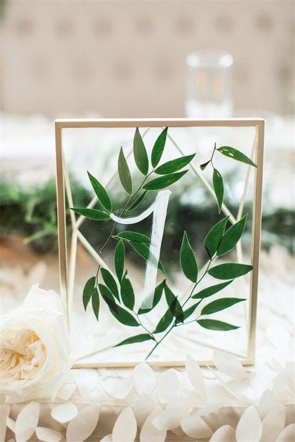 Enchanted Garden Wedding Ideas