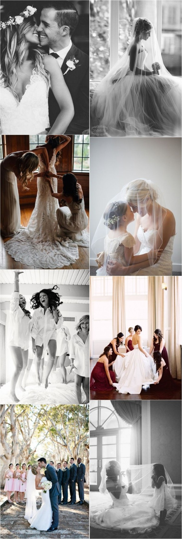 Wedding Photography Ideas Every Bride Should Have
