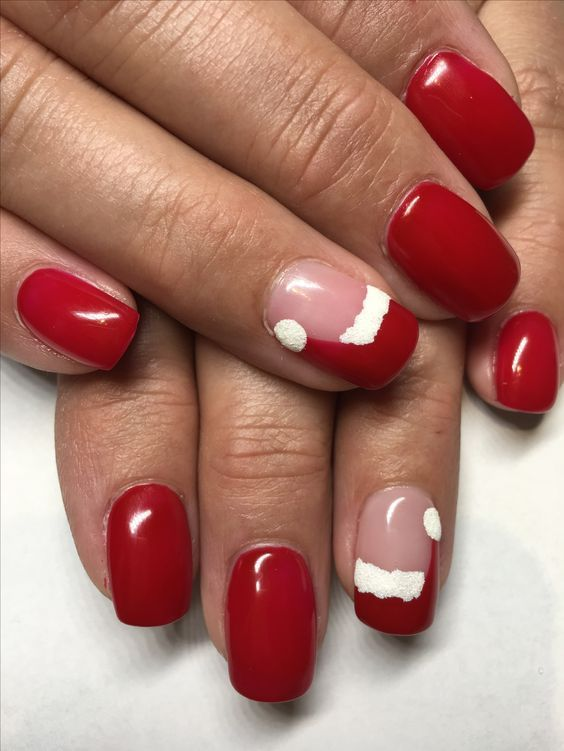 Christmas Nail Art Design Ideas That Are In Trend_7